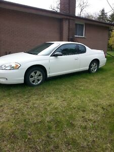 2007 Chevrolet Monte Carlo Coupe (2 door)