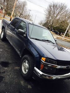 2007 Chevrolet Colorado 4 doors Pickup Truck