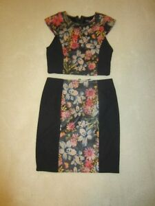 Mink Pink Top and Skirt Set - Size Small