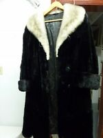 Custom MINK & BEAVER Fur Coat - Women