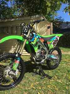 2010 KX 250f Reduced To $3500