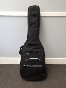Deluxe gig bag for electric guitar