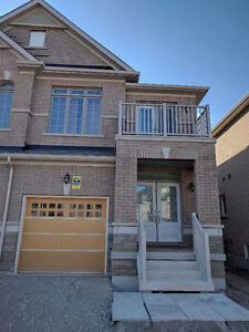 Brand New Home for Rent In Brampton - Chinguacousy and Queen