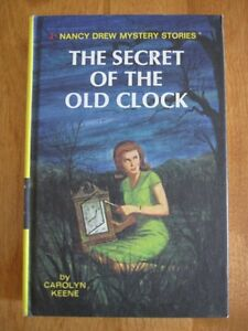 Vintage Nancy Drew Mystery Series