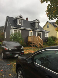 House for Rent in Corner Brook (Maple Valley Area)