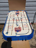 VINTAGE STIGA PLAYOFF TABLE TOP HOCKEY GAME Excellent Condition