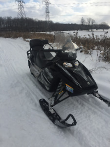 2005 SKIDOO FAN380 2UP