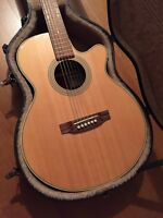 Takamine G series EG260C acoustic/electric guitar