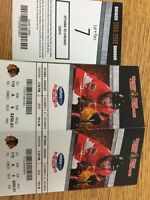 Sens tickets  2