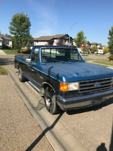 1990 Ford F-150 Pickup Truck (REDUCED!!!)
