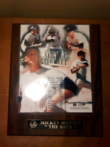 1999 Mickey Mantle picture