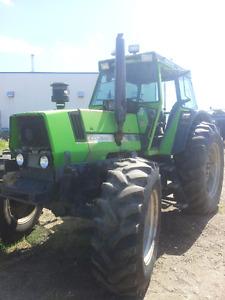 Duetz 6.5 liter Tractor FWA