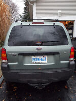 2006 Ford Escape XLT with towing package SUV, Crossover