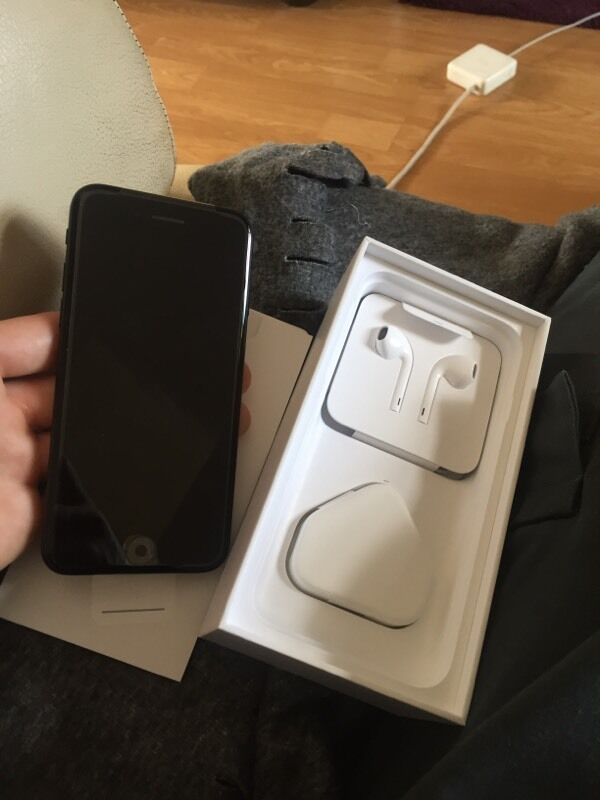 iphone 1 for sale iphone 7 32gb matte black ee 163 600 ono in kingstanding 14353