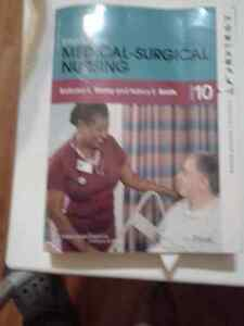 Medical-Surgical Nursing Kitchener / Waterloo Kitchener Area image 1