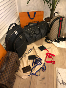 1 WEEK ONLY LUXURY CONSIGNMENT POP SHOP louis vuitton