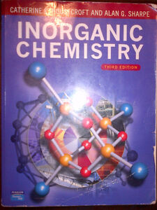 Inorganic Chemistry 3rd Edition by Housecraft and Sharpe