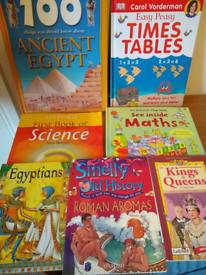 Kid's non-fiction book bundle