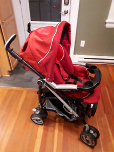 Peg Perego Pliko P3 stroller/ will fit Peg Perego carseat