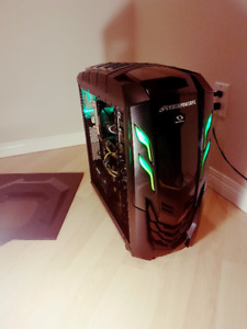 GAMING/WORKSTATION PC COMPUTER AND MONITOR WARRANTY!
