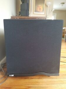 Bowers and Wilkins B&W ASW500 subwoofer