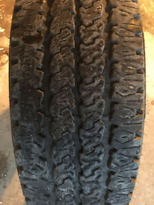 GREAT CONDITION - SET OF 275/70/18 FIRESTONE TRANSFORCE AT TIRES