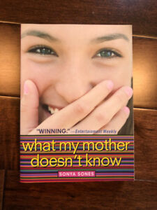 What My Mother Doesn't Know by Sonya Sones