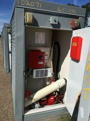 Home Farm Preppers Talco Fire Sprinkler System 300 Gals.tank Pump Housing
