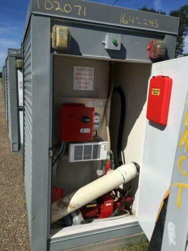 Home Farm Preppers Talco Fire Sprinkler System 300 Gals.Tank Pump & Housing