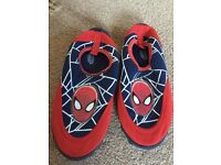 Spider-Man water shoes, infant 13
