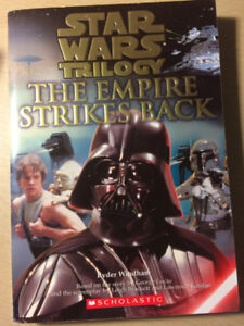 Star Wars Trilogy: The Empire Strikes BAck