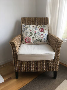 Wicker Chairs from $30 to $150