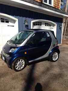 2005 Smart Fortwo Convertible - from Vancouver - only 1 winter!!