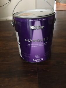 High quality Behr paint