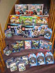 WiiU Game Assortment and Accessories - Starter Packs, etc.
