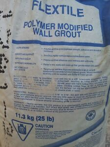 Flextile Polymer modified wall groud - for wall tiles