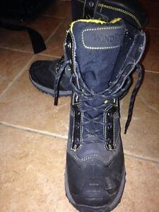 Rechargeable winter boots