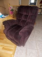 fauteuil lazy boy inclinable