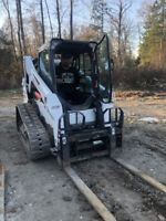 Bobcat and Excavator Services