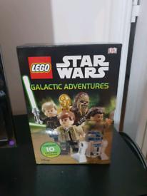 Lego star wars galactic adventures pack