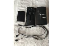 Jays Four Black earphones, hardly used, great condition.