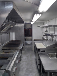 Mobile Food Truck - Well Built - Priced to Sell