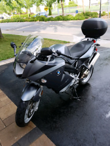 REDUCED // 2007 BMW F800ST ABS