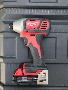 Milwaukee Tools and Accessories (next to new)