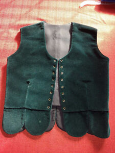Highland dance - national vest