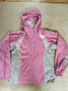 Columbia Rain Jacket/Coat-14/16, EUC