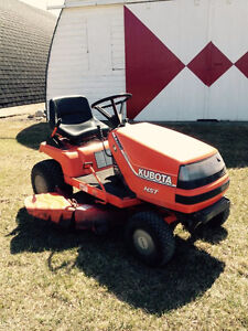 Kubota Riding Lawnmower