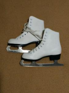 CCM Competition figure skates