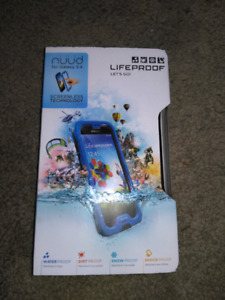 samsung s4 place lifeproof case