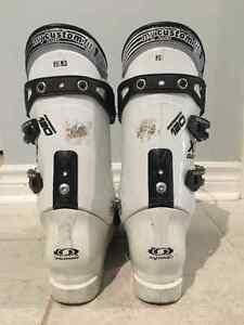 Salomon Ski Boots - Size 28.5 Oakville / Halton Region Toronto (GTA) image 2